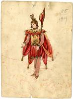 Mistick Krewe of Comus 1909 costume 85