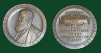 Henry Jacob Bigelow Medal (Boston Surgical Society) awarded to Rudolph Matas (1926)