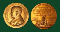 Albert Calmette commemorative medal from the Institut Pasteur