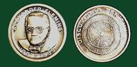 Alexander Fleming Commemorative Medal -- Discovered Penicillin