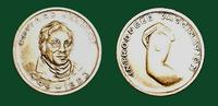 Edward Jenner Commemorative Medal -- Introduced Vaccination