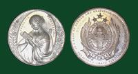 Florence Nightingale commemorative medal (white), John Pinches Ltd., 1856
