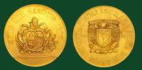 Medallion commemorating the 400th anniversary of the National University of Mexico (1551-1951)