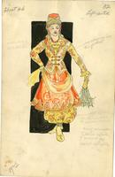 Mistick Krewe of Comus 1926 costume 32