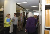 Howard-Tilton Memorial Library dedication ceremony