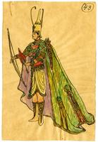 Mistick Krewe of Comus 1914 costume 43