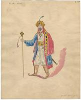 Mistick Krewe of Comus 1927 costume 57