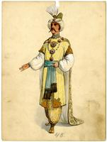Krewe of Proteus 1907 costume 48