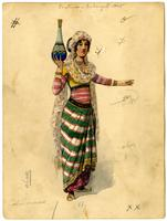 Krewe of Proteus 1905 costume 11