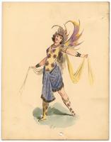 Krewe of Proteus 1892 costume 61