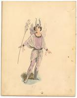 Krewe of Proteus 1892 costume 47