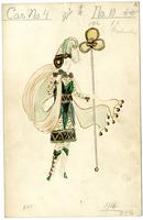 Mistick Krewe of Comus 1916 costume 10