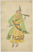 Mistick Krewe of Comus 1930 costume 88