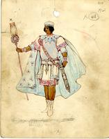 Mistick Krewe of Comus 1924 costume 48