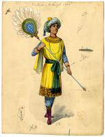 Krewe of Proteus 1905 costume 28