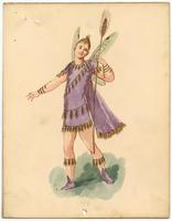 Krewe of Proteus 1892 costume 78