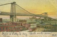 Williamsburgh Bridge, New York