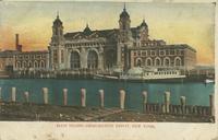 Ellis Island - Immigration Depot, New York