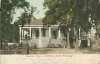 Beauvoir, Home of Jefferson Davis, Mississippi