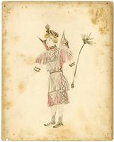 Mistick Krewe of Comus 1894 costume 89