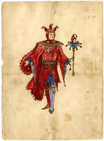 Mistick Krewe of Comus 1909 costume 52