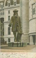 William Penn Statue, Philadelphia, Pa.