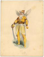 Krewe of Proteus 1892 costume 91