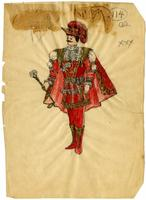 Mistick Krewe of Comus 1909 costume 114