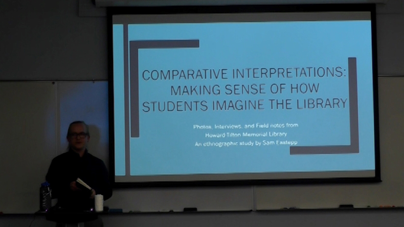 Comparative Interpretations: Making Sense of How Students Imagine the Library