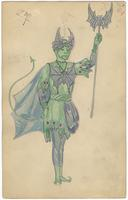 Mistick Krewe of Comus 1930 costume 04