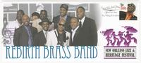 Rebirth Brass Band Station Pictorial Postmark