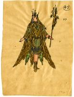Mistick Krewe of Comus 1910 costume 43