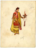 Mistick Krewe of Comus 1912 costume 05