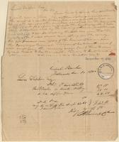 Letter from  Austin Willey  to Lewis Tappan