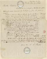 Letter from  A. A. Phelps  to Lewis Tappan