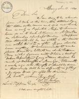 Letter from  S.S. Jocelyn   to Lewis Tappan