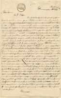 Letter from Kinna to Lewis Tappan