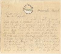 Letter from Foole to Lewis Tappan