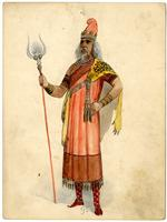 Krewe of Proteus 1907 costume 95
