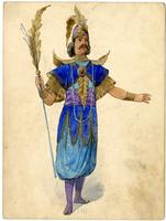 Krewe of Proteus 1907 costume 110