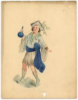 Krewe of Proteus 1892 costume 11
