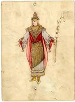 Mistick Krewe of Comus 1909 costume 88