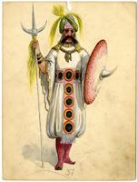 Krewe of Proteus 1907 costume 37