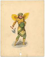 Krewe of Proteus 1892 costume 41