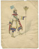 Mistick Krewe of Comus 1928 costume 116