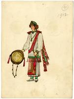 Mistick Krewe of Comus 1912 costume 41