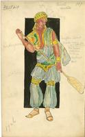 Mistick Krewe of Comus 1926 costume 107