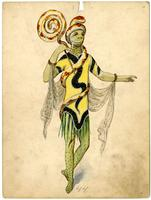 Krewe of Proteus 1907 costume 44