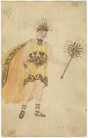 Mistick Krewe of Comus 1930 costume 63