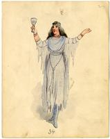 Krewe of Proteus 1909 costume 34